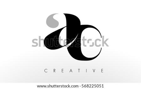 C Letter Logo Design Creative Modern Stock-Vektorgrafik 568225051 ...