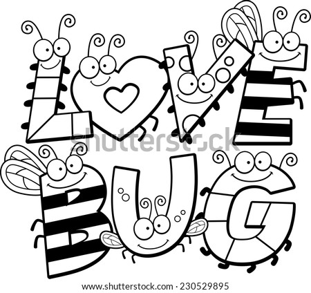 It's just a graphic of Agile Xname The Love Bug Free Coloring Pages