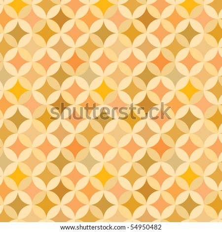 A colorful vector pattern - stock vector