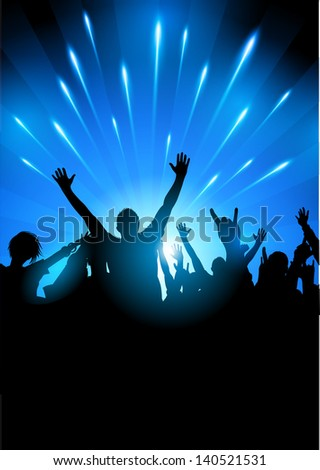 Rock Concert Crowd Stadium Stock Images, Royalty-Free ...