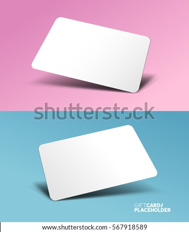 Gift Card Template Stock Images RoyaltyFree Images  Vectors