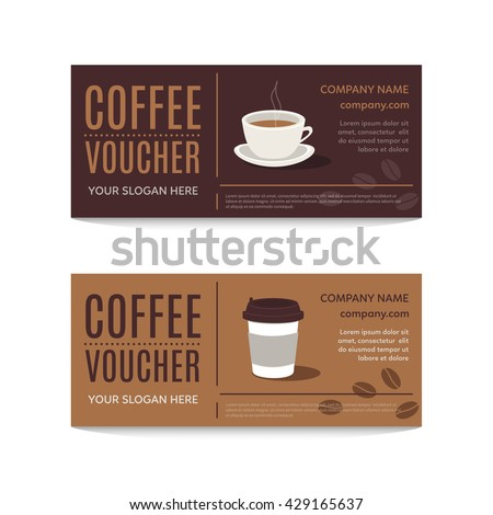 free coffee voucher template