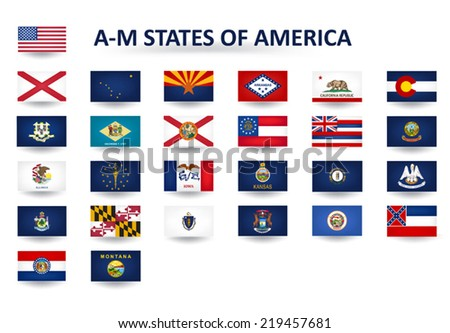 A-M States Of America