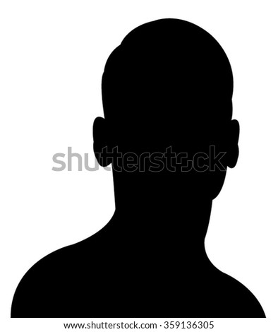 head silhouette stock images royaltyfree images