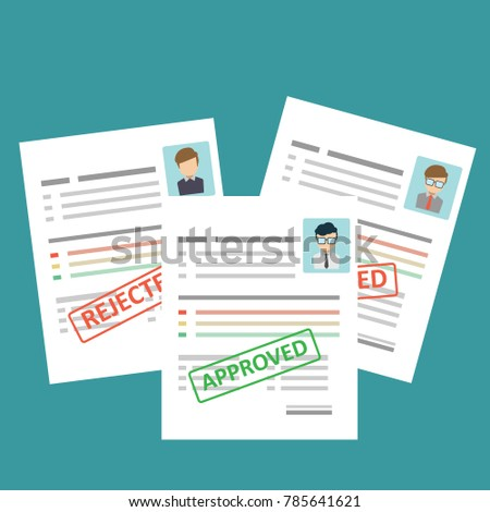 resume sheets