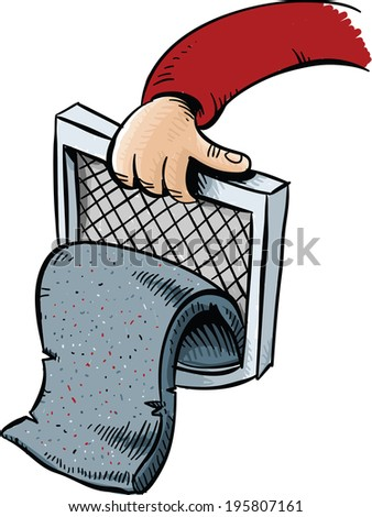 Clothes Dryer Vent Clip Art