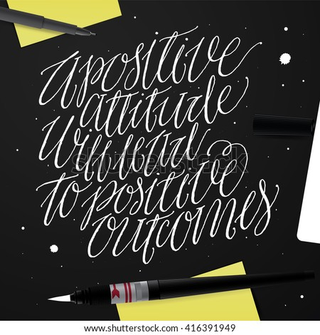 holographic will template - calligraphic vector script font handwritten brush stock