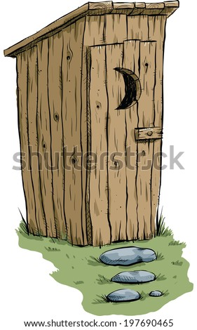 outhouse stock images  royalty free images   vectors outhouse clipart black and white outhouse clipart clipart