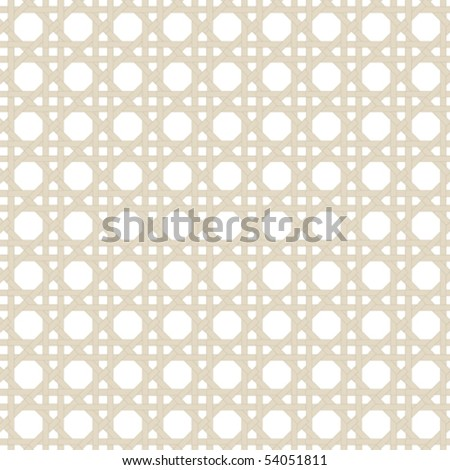 A seamless vector pattern like woven mesh. - stock vector