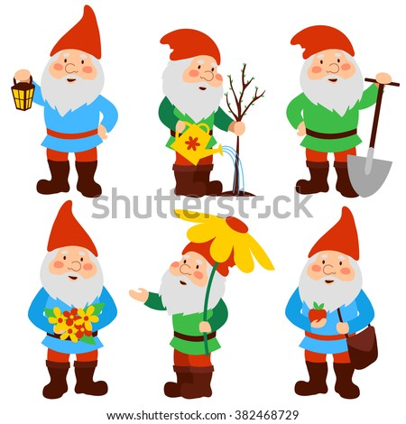 Gnome Stock Images Royalty Free Images Amp Vectors