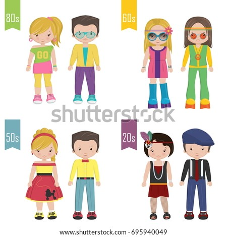 Hippie Outfit Stock Images Royalty Free Images Vectors Shutterstock