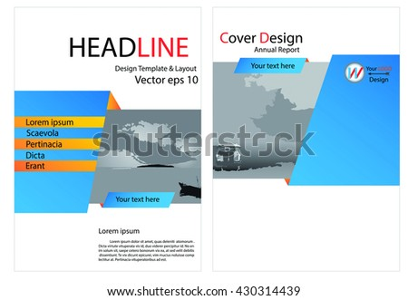 A template vector disign pattern graphic cover blackground booklet. report document floder annual flyer layout.