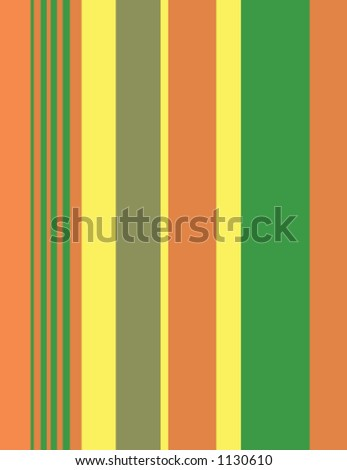 A vector pattern of earthy stripes