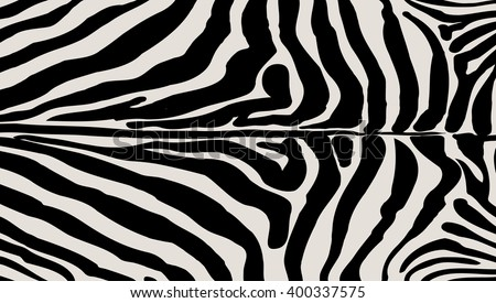 Abstract African pelt background. Template for brochure, Folders covers, Holiday cards, Scrapbook. Black stripes on white background. Digital illustration Vector