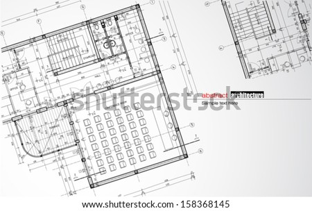 Architectural Drawing Stock Images Royalty Free Vectors