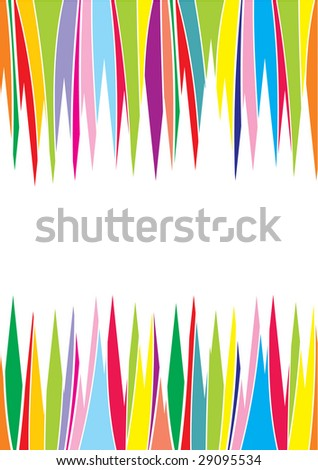 abstract backdrop colorful direction lines