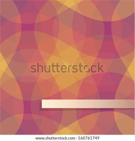 Abstract backdrop. EPS-10 - stock vector
