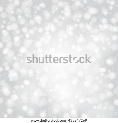 Abstract background bokeh. Bokeh lights. Gray background bokeh. Bokeh abstract. Pattern for design of invitations, presentations and websites. Vector illustration. Bokeh abstract background. Abstract  - stock vector