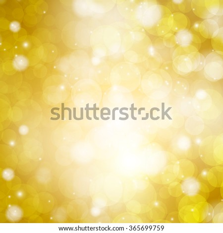 Abstract background bokeh circles. - stock vector