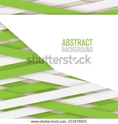Abstract background design lines - stock vector