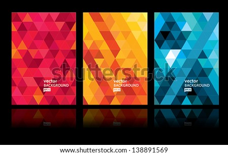 abstract background EPS 10 - stock vector