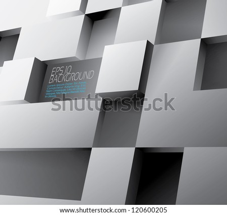 Abstract background, eps 10 vector - stock vector
