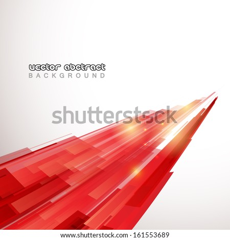 Abstract Background for Business Brochure or Cover. EPS10. - stock vector
