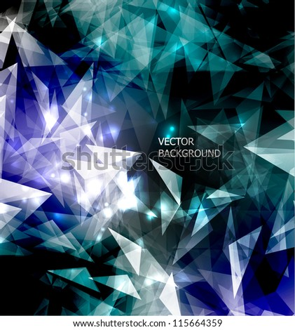Abstract Background  for design/brochure - stock vector