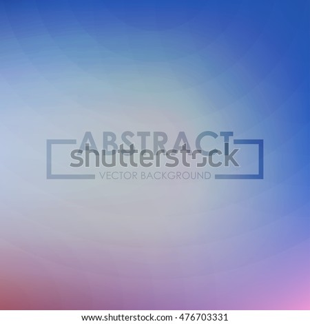 Abstract background for design. Vector Backgrounds.