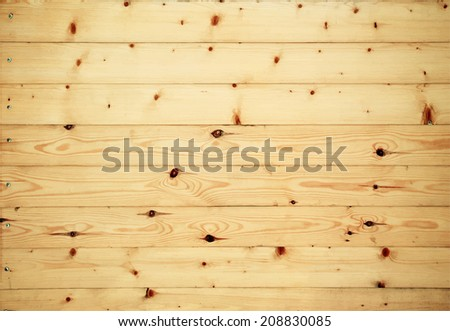 Abstract background for design, Wooden texture background. vector illustration - stock vector