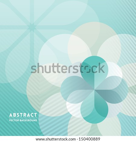 Abstract Background for Fashion / Web Design / Print / Presentation - stock vector