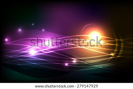 abstract background for your artwork - stock vector