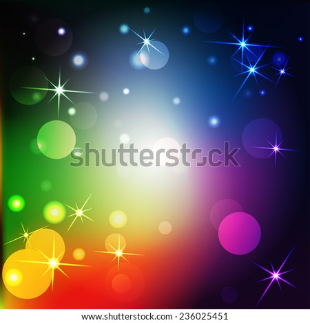abstract background for your design - stock vector