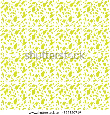 abstract background green strokes