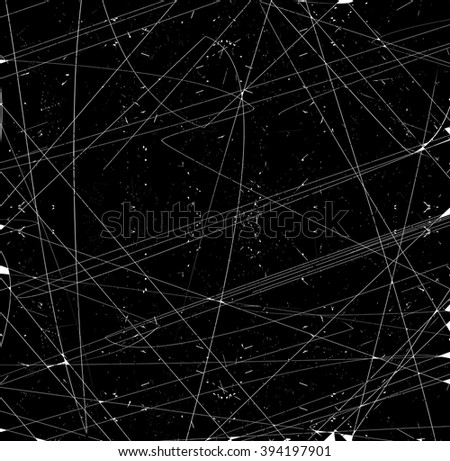 Abstract background. Grunge texture with lines and scribbles.
