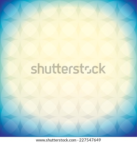 Abstract background light blue, soft and elegance. Vector illustration. - stock vector