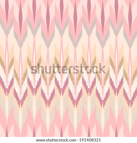 Abstract background. Modern ethnic seamless pattern. Vector illustration. - stock vector