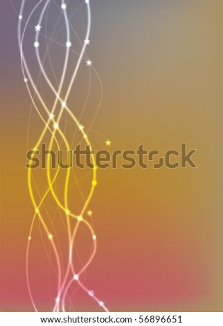 Abstract background multicolor - stock vector