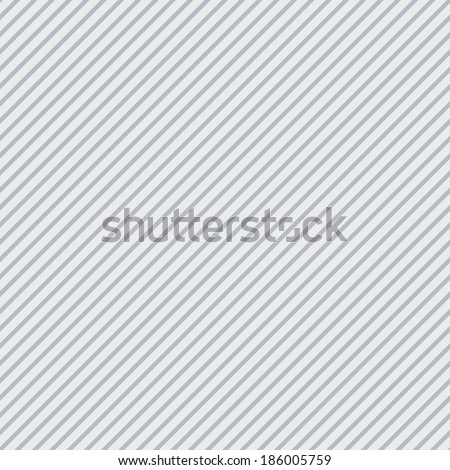 Abstract background of grey digonal lines on white - stock vector