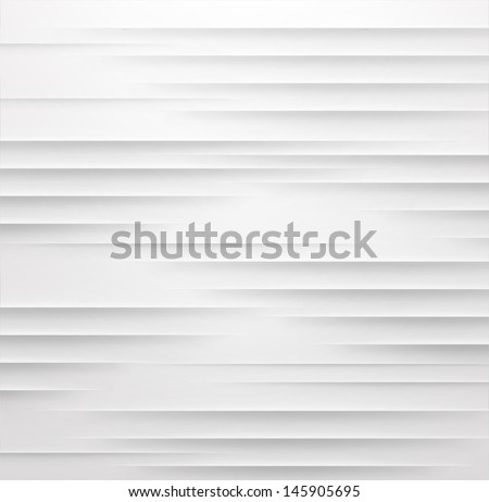 Abstract background. Paper design - stock vector