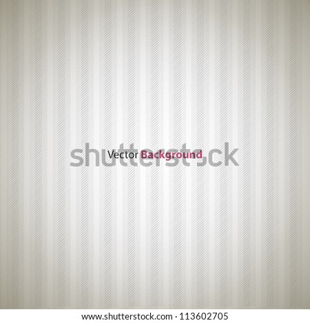 Abstract background paper with stripes. - stock vector