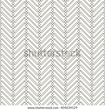 Abstract background. Seamless geometric pattern. - stock vector