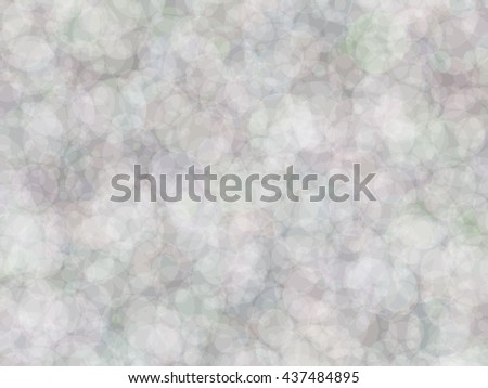 Abstract background, stipple effect. Mosaic abstract composition. Rhythmic colorful circles. Decorative shapes. Grey background. Eps10 with transparency - stock vector