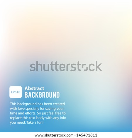Abstract background template. Contemporary business texture - stock vector