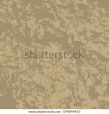 Abstract background, texture gray plastered wall, element for design. Vector - stock vector