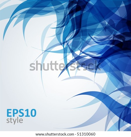 abstract background - vector illustration - stock vector