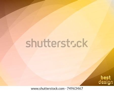 Abstract background (vector illustration) - stock vector