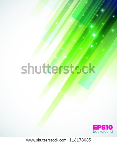 Abstract background. Vector illustration for your business presentations. - stock vector