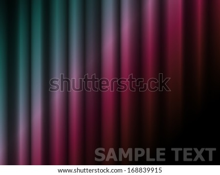 Abstract background with color gradient