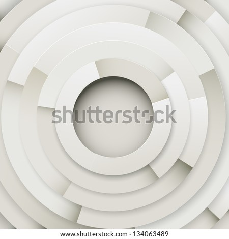 Abstract background with copy space, eps10 vector - stock vector